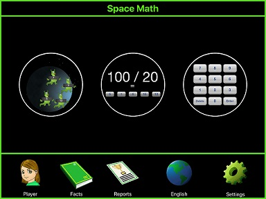 Math Space Facts